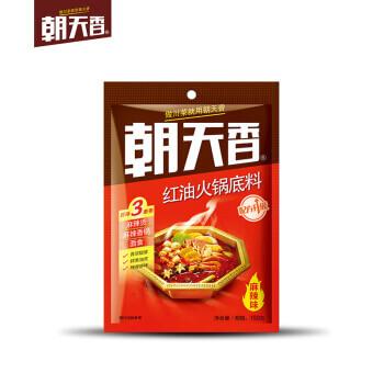朝天香红油火锅麻辣烫底料 150g